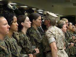 women with boy haircuts in the marines guest post advice for usmc ocs female candidates ocs blog