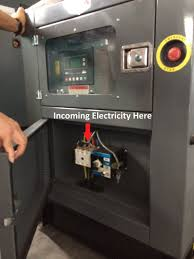 genset ats demo auto start stop generator when mains is cut