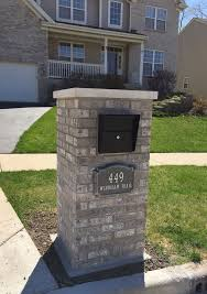 11 best brick mailbox ideas images on mailbox ideas