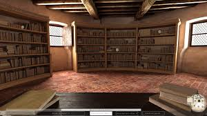 bureau virtuel bordeaux 3 restitution 3d de la librairie monloe montaigne à l œuvre
