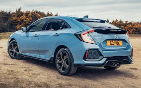 honda civic 2017 hatchback sport honda civic sport 2017 uk wallpapers and hd images car pixel