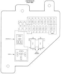 2006 durango fuse box wiring diagram simonand