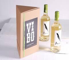gift packaging for wine bottles triangular gift box for wine bottles selfpackaging