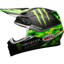 motocross helmets bell mx 9 mips monster pro circuit replica motocross helmet