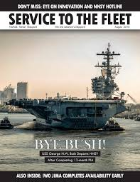 service to the fleet august 2016 by norfolk naval shipyard issuu