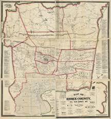 Map Of Newark Nj Gallery Newark Newjerseyalmanac Com