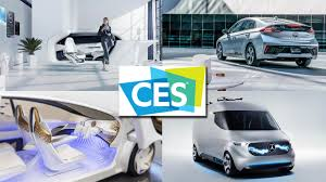 cool cars cool car tech at ces 2017 motoring research