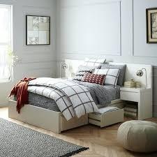 grey brief plaid design bedding set queen king twin size duvet