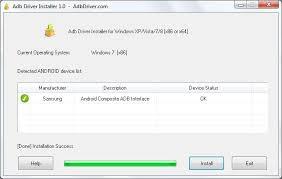 essential adb driver installer universa android development - Android Adb Driver