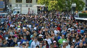 thanksgiving day runs scheduled in downtown balboa park times