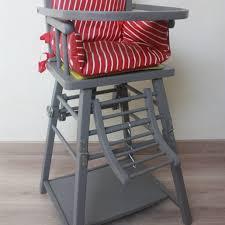 siege pour chaise haute stupéfiant coussin pour chaise haute bébé coussin chaise haute en