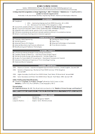 resume format for freshers mechanical engineers free download cover letter resume format for freshers bca latest resume format cover letter resume for bca fresher jumbocover info automobileresume format for freshers bca extra medium size