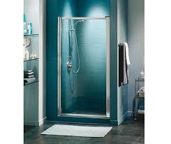 900 Shower Door Pivolok Pivot Shower Door 19 20 X 64 In Maax