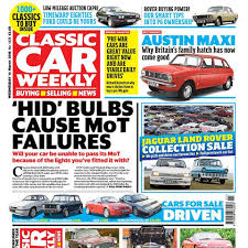 hid lights for classic cars classic car weekly on twitter dvsa crackdown on hid bulbs austin