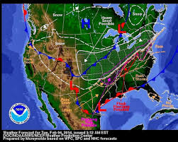 Us East Coast Map Floridas Record Warmth Mocks Rest Of Cold Shivering Us The Fourth