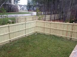 fencing installation custom fencing chesterfield va precision