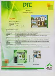 house specs invest a house and lot in the philippines august 2014