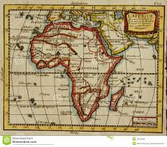 Maps Of Africa by Map Of Africa Stock Photos Image 2102283