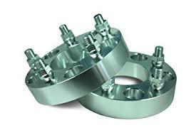 mustang 4 to 5 lug adapters amazon com billet wheel adapter 5 lug 4 5 to 5 lug 4 75