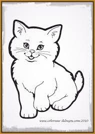 imágenes de gatos fáciles para dibujar bonitos dibujos de gatos faciles de dibujar dibujos de gatos