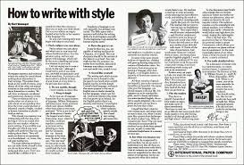 kurt vonnegut explains