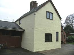 exterior painting on a brick house in wiltshire never paint again