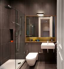 3 Fixture Bathroom Luxury Apartment In S Gate Contemporary Bathroom