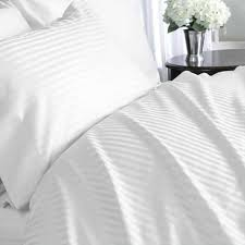 Full Size Bed Sheet Sets 1000 Thread Count Full Size Sheets Luxury Full Sheet Set Striped White