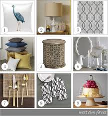 West Elm Wallpaper by The Sister Sophisticate Etsy And West Elm