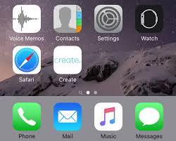 home screen icon design adding an ios home screen icon for your website create