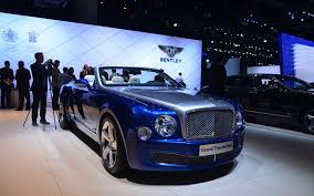 bentley mulsanne grand limousine bentley grand convertible perfect for l a u0027s sun the car guide