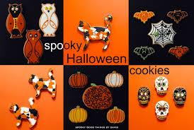 good things by david spooky halloween cookies