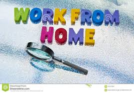 Work From Home Graphic Design Looking To Work From Home Stock Photo Image 59147061
