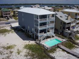 2 Bedroom Condos In Gulf Shores Gulf Front 14 Bedrooms With Private Homeaway Gulf Shores