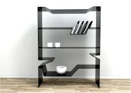 corner cabinet bookcase wall ideas black corner wall shelf ldi black wall corner shelf