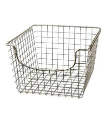 Metal Wire Shelving by Wire Bins For Storage Storage Bins For Wire Shelving Down To The