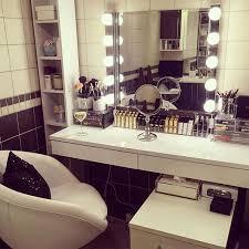 Vanity For Makeup 802 Best Makeup Corner Images On Pinterest Makeup Storage