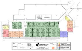 point alwar small office building floor plans modern small