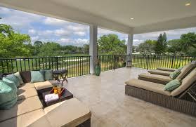 Second Floor Balcony Orlando New Custom Home Construction Gallery Luxury Custom Built