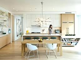 Kitchen Chandelier Lighting Kitchen Chandeliers Lighting Brilliant Modern Kitchen Chandelier