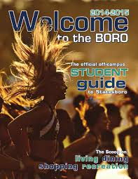 welcome to the boro 2014 2015 by statesboro herald issuu