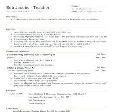 resume templates word 2003 10 easy to use and free resume