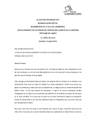 0037 19 10 2012 discours mariage princier xavier bettel 19102012 - Discours Mariage