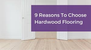 Purple Hardwood Flooring 9 Reasons To Choose Hardwood Flooring G K Contracts