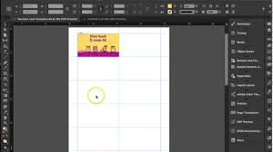 how to create business cards in indesign cc 2017 youtube