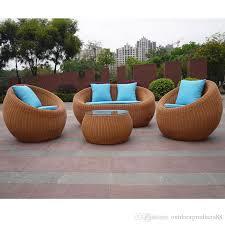 sofa rattan 2017 best seller rattan wicker chair sofa table combination patio