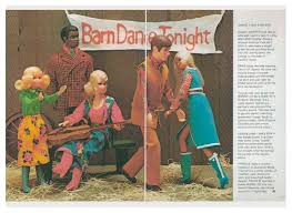 from 1971 halloween barbie talk magazine u2013 something about the boy