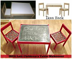 Ikea Kids Chairs The Everyday Momma Ikea Latt Childrens Table Makeover With Regard