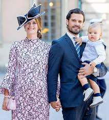 sweden s prince carl philip princess sofia welcome second child