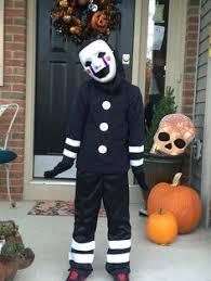 Black Dynamite Halloween Costume Fnaf 4 Nightmare Costume Costumes Kids Bday Party Ideas